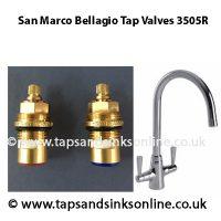 San Marco Bellagio Tap Valves 3505R