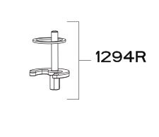 Kitchen Tap Fixing Kit 1294R