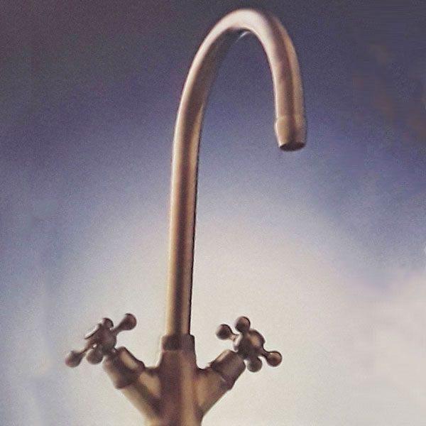 Schock Swan Neck Tap