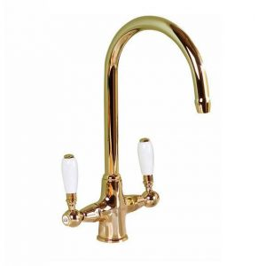 Astracast Colonial Monobloc English Gold Tap