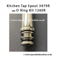 Kitchen Tap Spout 3979 O Ring Detail