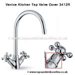 Venice Kitchen Tap Valve Cover 3412R