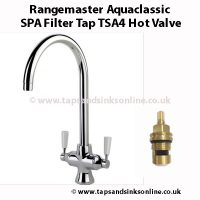 Rangemaster Aquaclassic SPA Filter Tap TSA4 Valve