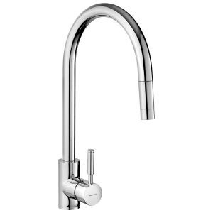 Rangemaster Aquatrend Single Lever Pullout Tap