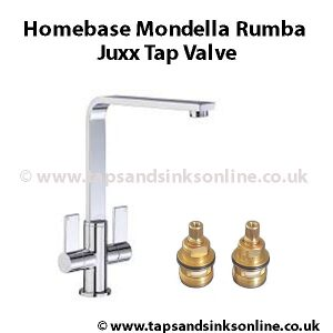 Homebase Mondella Rumba Juxx Tap Valve
