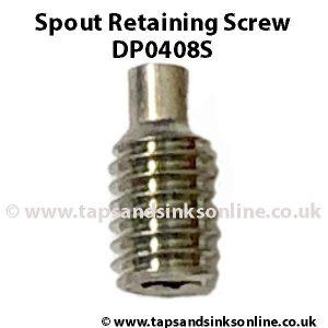 Spout Retaining Screw DP0408S