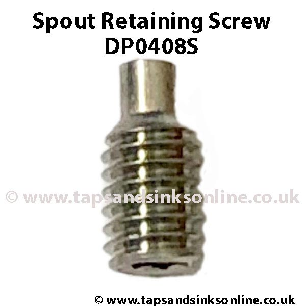 Spout Retaining Screw DP0408S