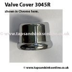 Valve Cover 3045R shown in Chrome here