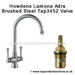 Howdens Lamona Adra Tap3452 Valve
