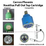 Nautilux Pull Out Tap Cartridge