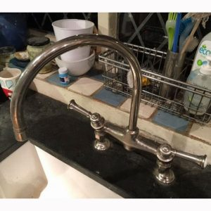 Rudge Bridge Mixer Tap