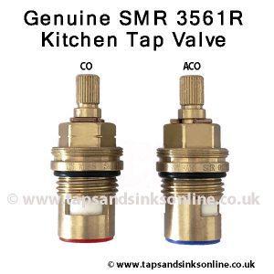 SMR 3561R Pair Valves