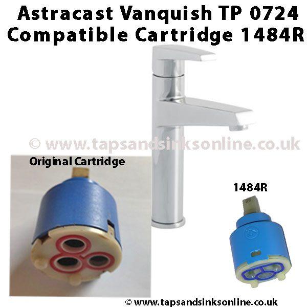 Astracast Vanquish TP 0724 Compatible 1484R Cartridge