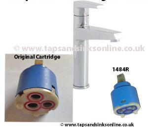 Astracast Vanquish TP 0719 Compatible 1484R Cartridge