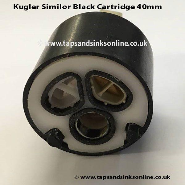 Kugler Similor Black Cartridge 40mm use 1229R Pic 1