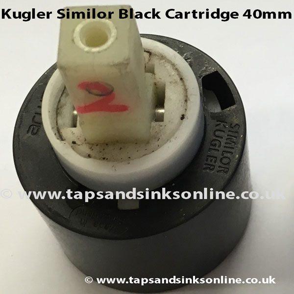 Kugler Similor Black Cartridge 40mm use 1229R Pic 3