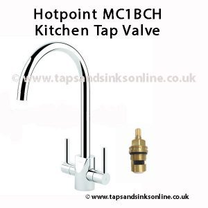 Hotpoint MC1BCH Kitchen Tap Valve
