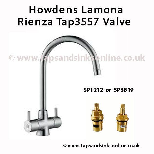 Howdens Lamona Rienza Tap3557 Valve