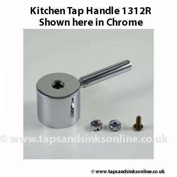 Kitchen Tap Handle 1312R CH