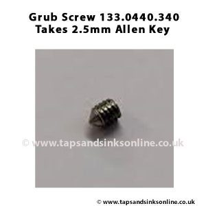 Grub Screw .340