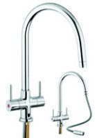 Carron Phoenix Averon Kitchen Tap