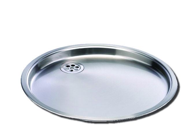 Carron Phoenix Carisma 400 Round Bowl Kitchen Sinks Taps