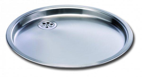 Carron Round Sink Drainer