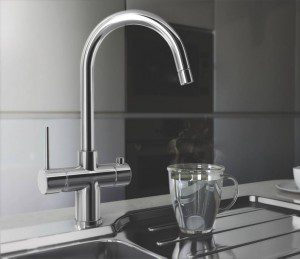 Carron Phoenix Hot Water Tap Seraphina