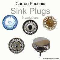 Carron Phoenix Sink Plugs