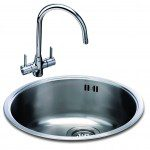 Carron Carisma 400 Round Bowl Sink