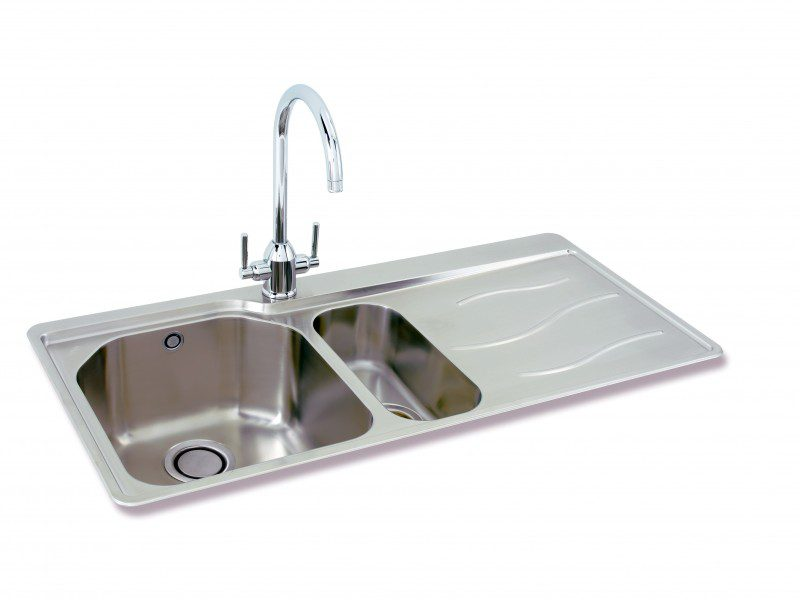 Carron Sinks : Carron Phoenix Maui 150 Kitchen Sinks & Fittings Carron Phoenix Taps ...