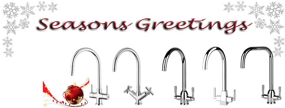 Seasons Greetings from Taps and Sinks Online