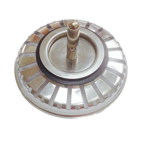 Carron phoenix plug basket strainers taps and sinks online - Kitchen sink plug ...
