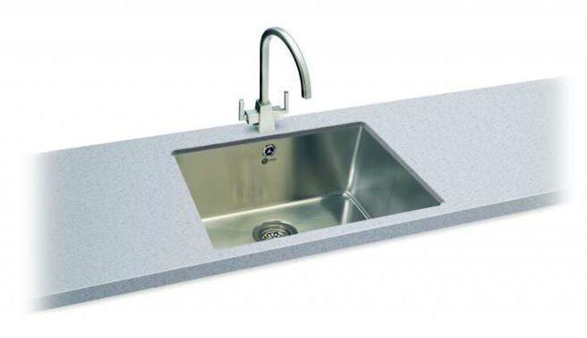 Awesome Carron Phoenix Deca 105 Sink