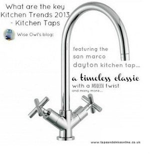 Kitchen Trends 2013 - Kitchen Taps