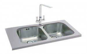 Carron Phoenix Lavella 200 Undermount Sink with Rennie Tap