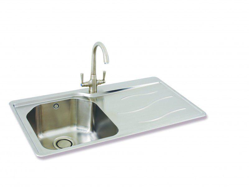 Carron Phoenix Maui 90 Kitchen Sinks & Fittings