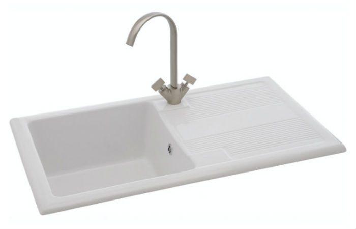 Carron ceramic kitchen sinks shonelle 105 designer kitchen sinks ceramic kitchen sinks shonelle 105 carron phoenix shonelle 105 sink workwithnaturefo