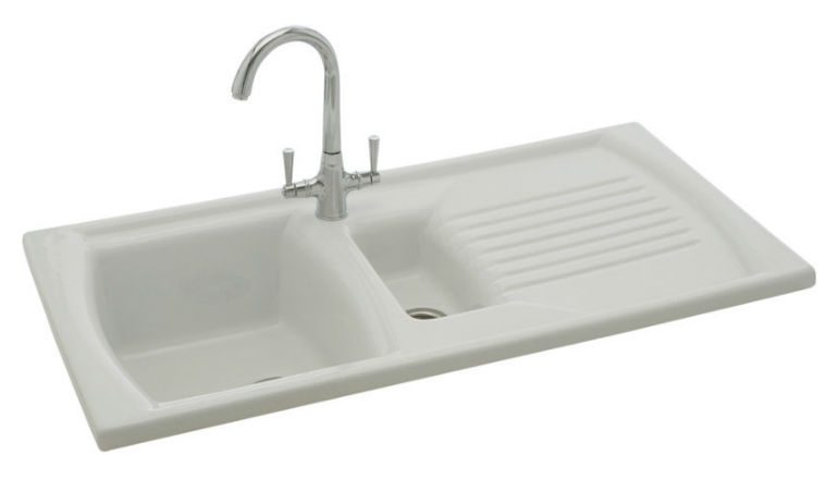 kitchen sink phoenix carron kitchen sink ceramic 1 5 bowl kitchen 2816