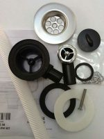 Kitchen Sink Spares Waste Kit 50mm